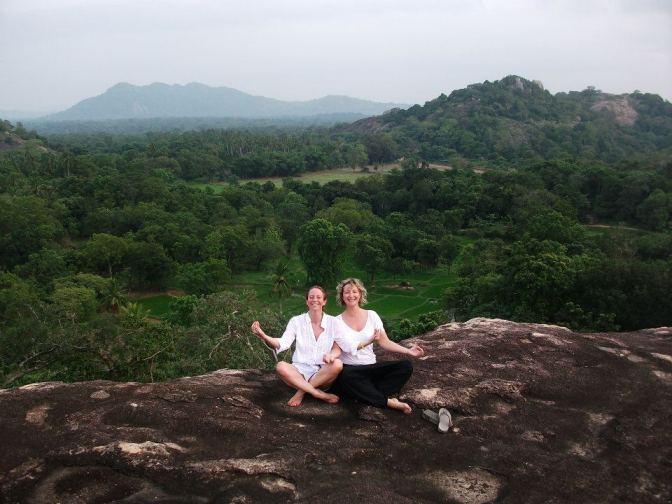 monkey rock Sri Lanka